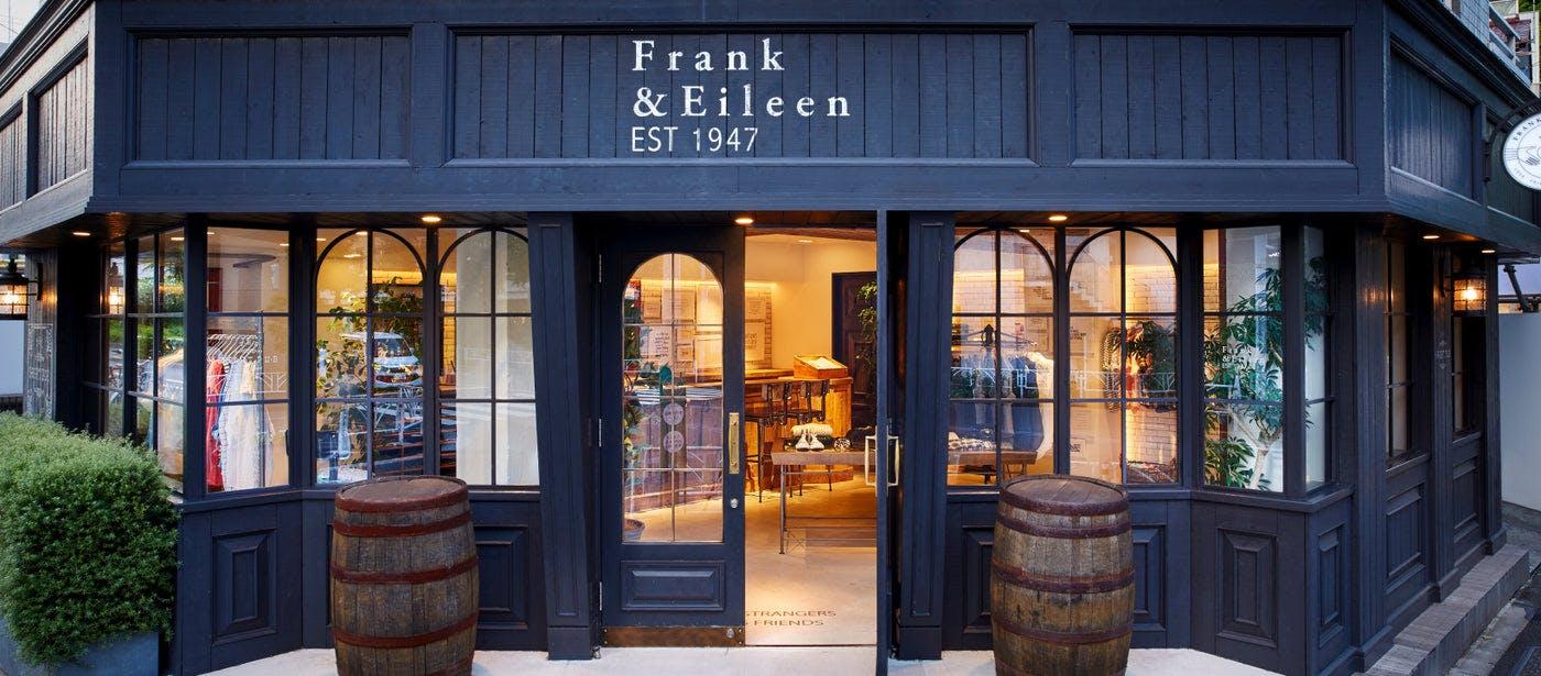 Frank & Eileen Store in Tokyo, Japan